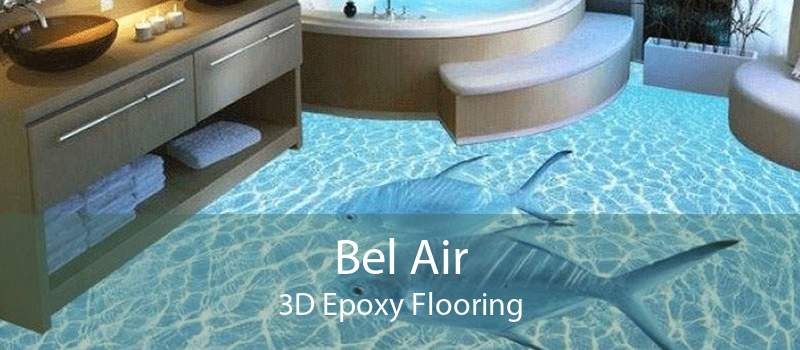 Bel Air 3D Epoxy Flooring