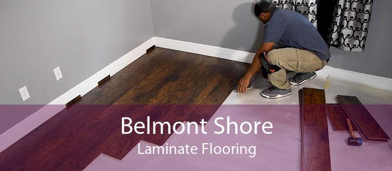 Belmont Shore Laminate Flooring