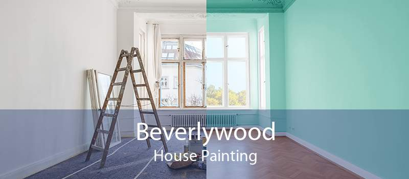 Beverlywood House Painting