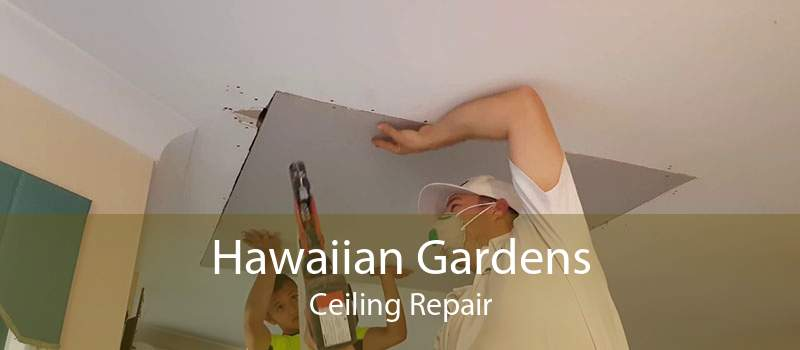 Hawaiian Gardens Ceiling Repair