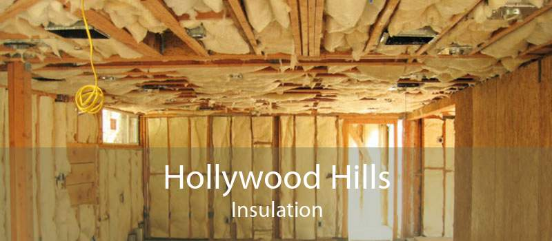 Hollywood Hills Insulation