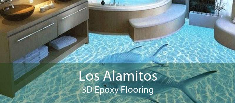 Los Alamitos 3D Epoxy Flooring