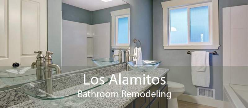 Los Alamitos Bathroom Remodeling