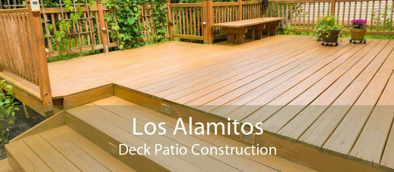 Los Alamitos Deck Patio Construction