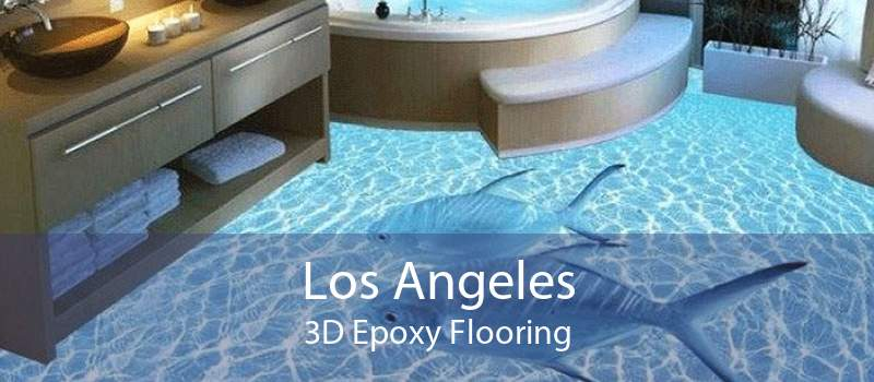 Los Angeles 3D Epoxy Flooring
