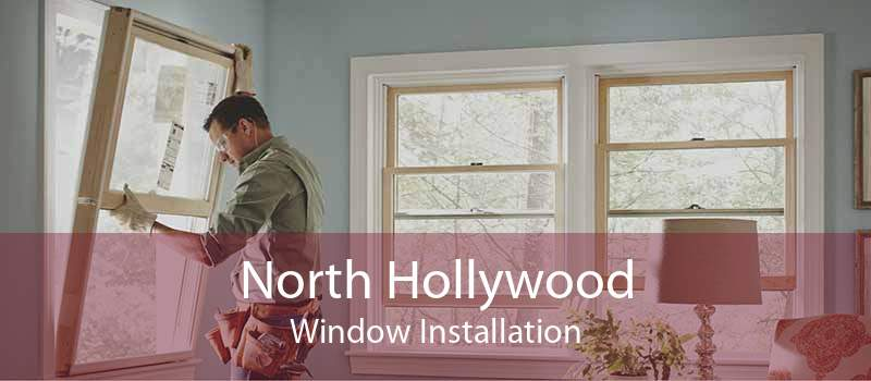 North Hollywood Window Installation