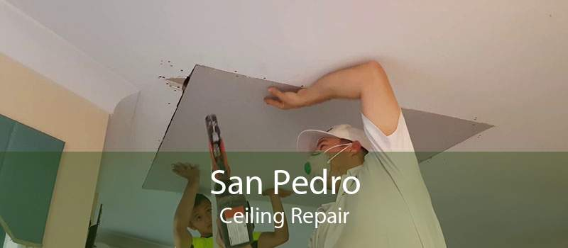 San Pedro Ceiling Repair