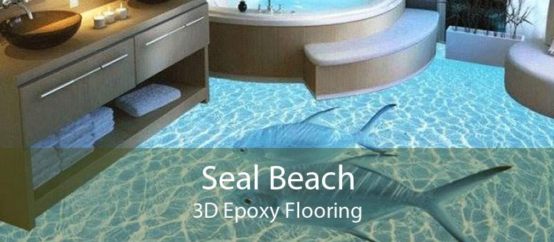 Seal Beach 3D Epoxy Flooring