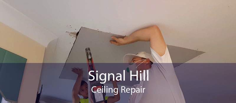 Signal Hill Ceiling Repair