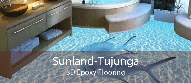 Sunland-Tujunga 3D Epoxy Flooring