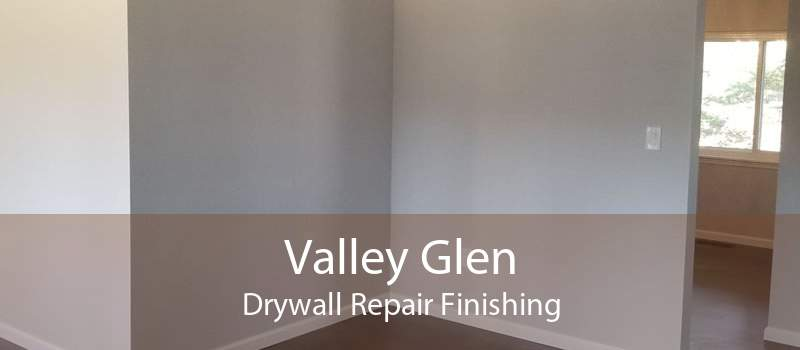 Valley Glen Drywall Repair Finishing