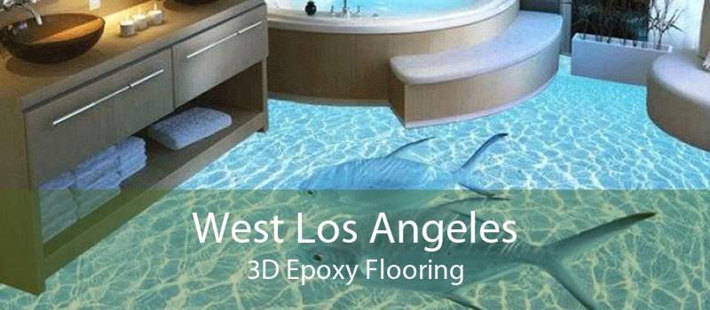 West Los Angeles 3D Epoxy Flooring