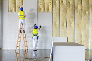 drywall repair services in Los Angeles