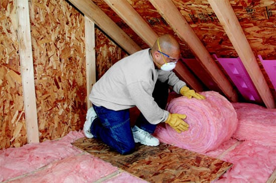 Home Insulation in Carson