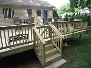 Innovative Deck Patio Construction in Los Alamitos