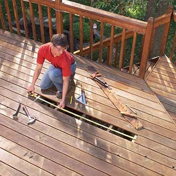 Patio deck Repair Services in Pico Rivera